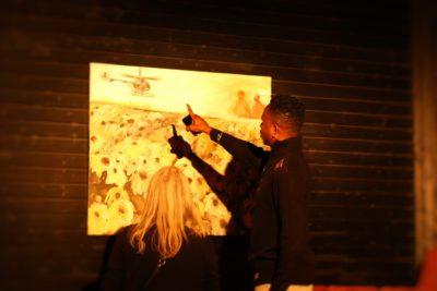 Kunstausstellung im WTT 2015