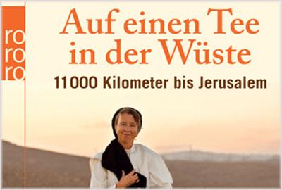 Lesung: Auf einen Tee in der Wüste